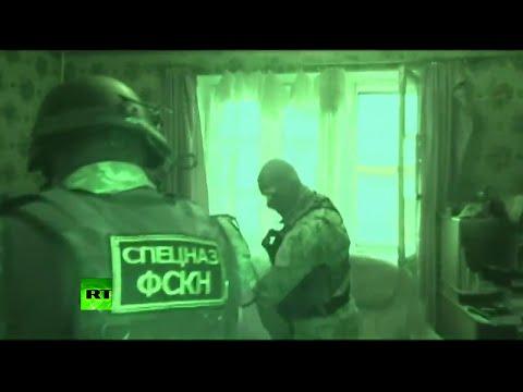 Fuerzas especiales rusas decomisan heroína por valor de 500 millones de dólares