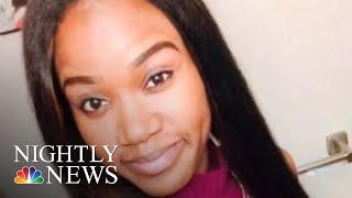 Pregnant Postal Worker Goes Missing   NBC Nightly News - NBCNEWS