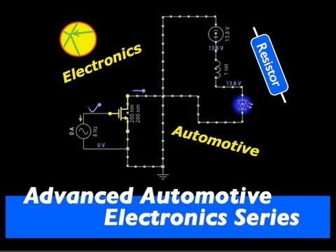 MAF Sensor ECU Signal Circuit