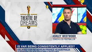 Theatre of Dreams: Delayed VAR reviews in France vs Australia & Sweden vs South Korea matches - ZEENEWS