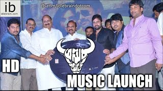 Nara Rohit's Asura music launch - idlebrain.com - IDLEBRAINLIVE