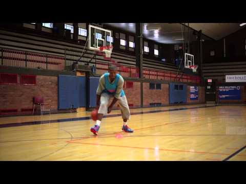 "Pat The Roc OUTWORK Series ""Attack The Basket Drills"""