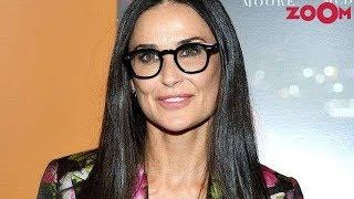 Hollywood Actress Demi Moore Becomes A Victim Of Credit Card Fraud & More - ZOOMDEKHO