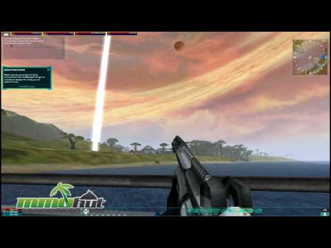 PlanetSide Gameplay - First Look HD