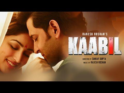 Kaabil Hoon Song (Video) | Kaabil | Hrithik Roshan, Yami Gautam | Jubin Nautiyal, Palak
