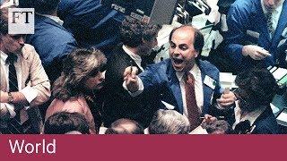 Black Monday crash - 30 years on - FINANCIALTIMESVIDEOS