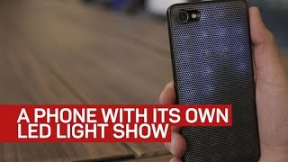 Make your own LED light show with this cool phone attachment - CNETTV