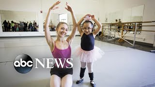 Workshop turns special-needs children into ballerinas - ABCNEWS
