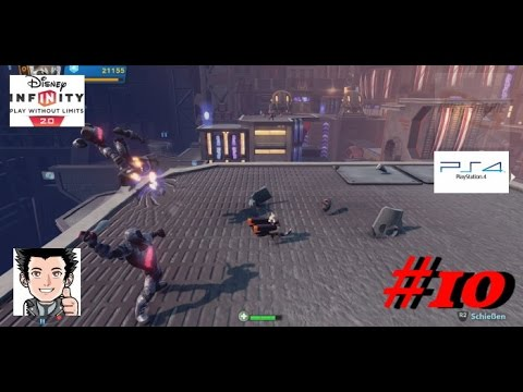 ► Disney Infinity 2.0 (PS4) #10 ★ Playset Gardian of the Galaxie Teil #2 ★ (DEUTSCH)(HD)