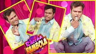 Jabardasth Phani  || Raccha Rambola Stand-up Comedy Show - 28 - MALLEMALATV