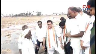 Cyclone Phethai : AP PCC Chief Raghuveera Reddy interact With Farmers At Tenali |Guntur Dist | CVR - CVRNEWSOFFICIAL