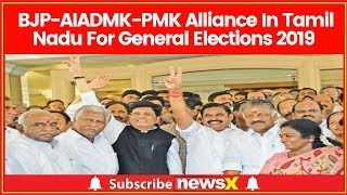 lok Sabha Polls 2019: BJP should not have aligned with a weak AIADMK in Tamil Nadu - NEWSXLIVE