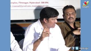 Maa Association Press Meet l Rajendra Prasad l Naresh l Sivaji Raja - IGTELUGU