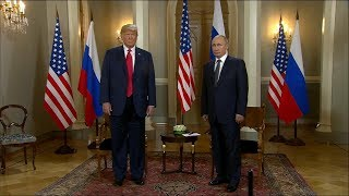 President Trump,  Russia's Vladimir Putin hold joint news conference | ABC News - ABCNEWS