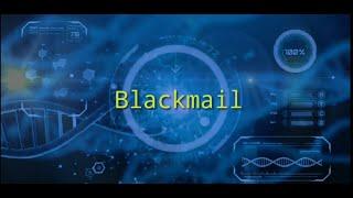 Blackmail Telugu short-film 2020 || Sci-Fi Thriller ||Directed by Srinivas Bandi - YOUTUBE