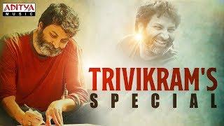 Trivikram's special Songs Compilation || #Trivikram - ADITYAMUSIC