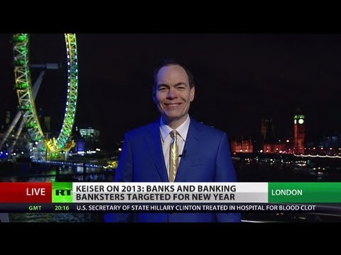 Max Keiser: 'Fiscal cliff' theater distracting from real problems