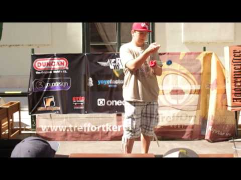 Kollr Viktor - Budapest Yo-Yo Contest - Xdivzi - 6th