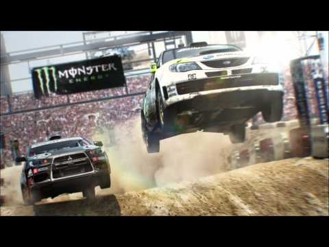 9. Colin McRae Dirt 2 Soundtrack Steadlur - Bumpin '
