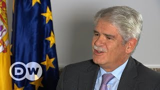 Spanish FM on Catalonia: 'We may have been naive' | DW English - DEUTSCHEWELLEENGLISH