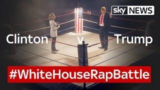 The White House Rap Battle | Full Version - SKYNEWS
