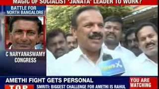 Lok Sabha polls 2014: Battle in Karnataka - NEWSXLIVE