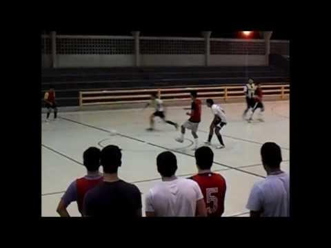 SERÁ FC 1 x 0 CIVILIZADOS - 1 TEMPO