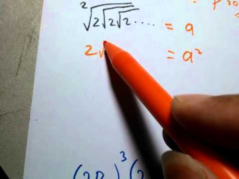 Matematika SMA cara cepat hitung eksponen