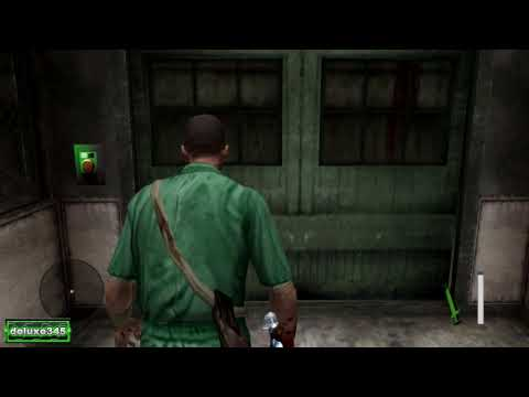 Manhunt 2 Gameplay PC HD 