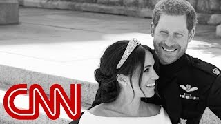 Harry and Meghan release official wedding photos - CNN