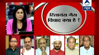 ABP News debate: Kejriwal was right or wrong in filing a case against reliance on gas issue? - ABPNEWSTV