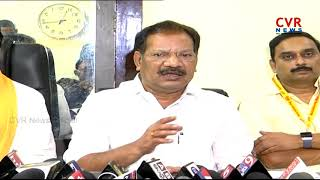CM Chandrababu to Meets Rahul For AP State Benefits | Minister Nakka Anand babu | CVR NEWS - CVRNEWSOFFICIAL
