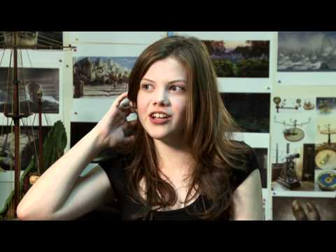 The Voyage of the Dawn Treader - Georgie Henley Interview