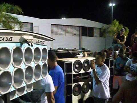 DISPUTA DE SOM EM CABO FRIO RJ 14-07-2013