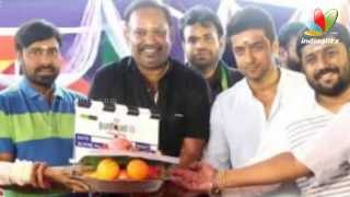 Surya and Venkat Prabhu movie shoot begins | Next Movie | Hot Tamil Cinema News