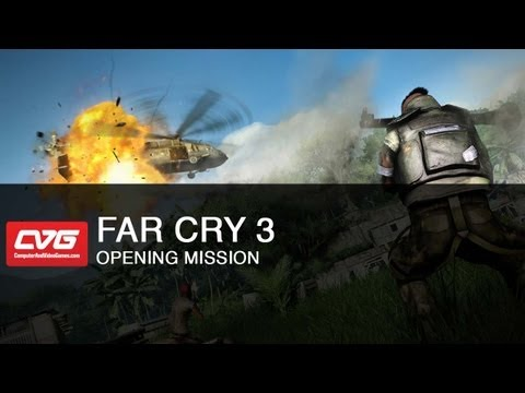 Far Cry 3 Gameplay - Opening Mission