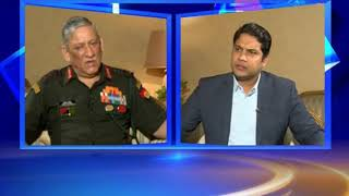 India-Pakistan relation: Anti-India activities are hurdle to peace, says Bipin Singh Rawat on NewsX - NEWSXLIVE