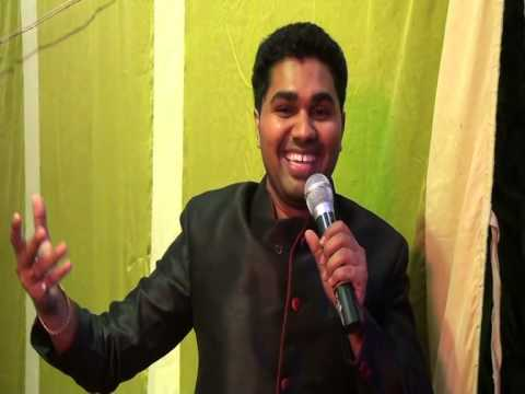 live punjabi comedy of jaswant singh rathor in family function.