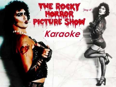 Sweet Transvestite Instrumental Rocky Horror Show Karaoke =).wmv