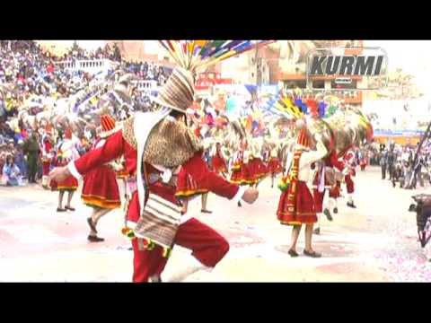 Suri Sicuri 2010. Carnaval de Oruro-Bolivia