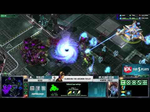 Top 5 Plays - Episode 17 feat White-Ra, DongRaeGu, Violet, SaSe - StarCraft 2