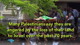 Gaza Mourns as Islamic Holy Month Begins - VOAVIDEO