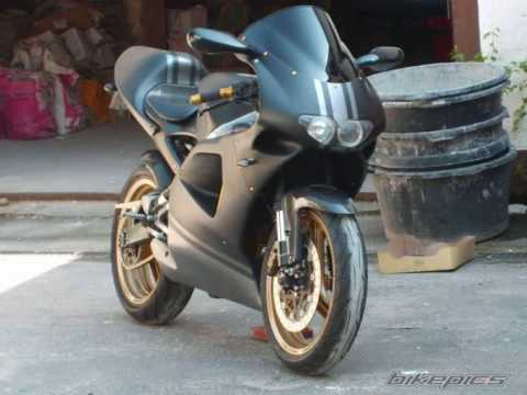aprilia rs 500cc 2 stroke engine winter start youtube
