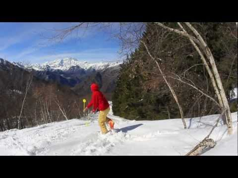Monte Rosa juggling