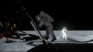 """""""نفيديا"""" تثبت صحة هبوط أبولو 11 على القمر (فيديو)"""