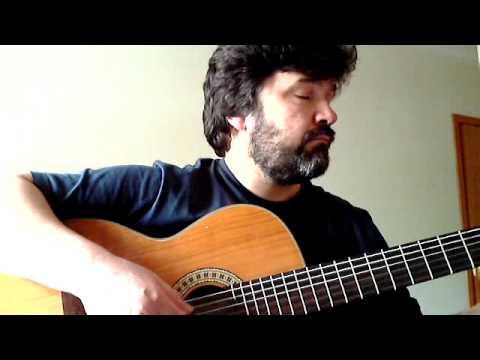 Guitarra espanhola - Namoro (Viriato da Cruz/Fausto)