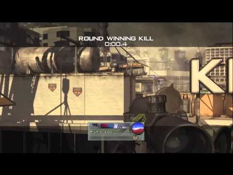 MW2: Highrise Insane Suicide Shot