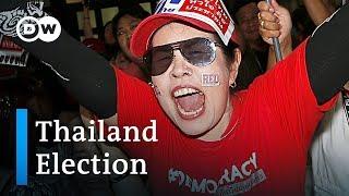 Thailand 2019 elections: Junta-backed party emerges on top   DW News - DEUTSCHEWELLEENGLISH