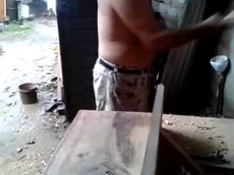 Como hacer tus molduras de madera