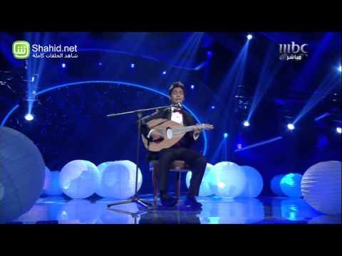 Arab Idol - أحمد جمال - موال لعبد الوهاب